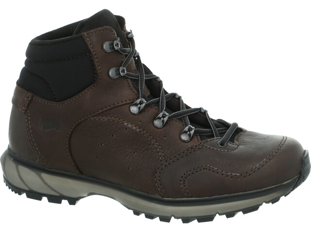 Hanwag Tsoma Mid-Cut Schuhe Damen chestnut/asphalt